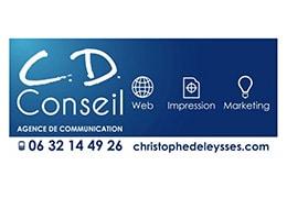Logo de CD COnseil