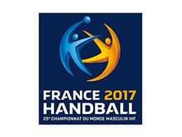 Logo de France Handball 2017