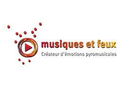Logo de Musiques et Feux