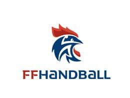 Logo de la Fédération Française de Handball