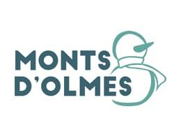 Logo de la station de ski des Monts d'Olmes
