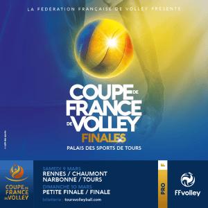 Coupe de france de Volley pour Yoan, ambianceur