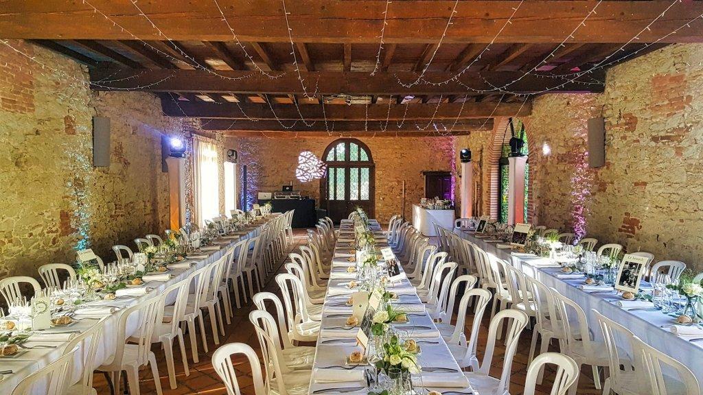 Yoan, DJ pour fête de mariages au Chateau du Croisillat