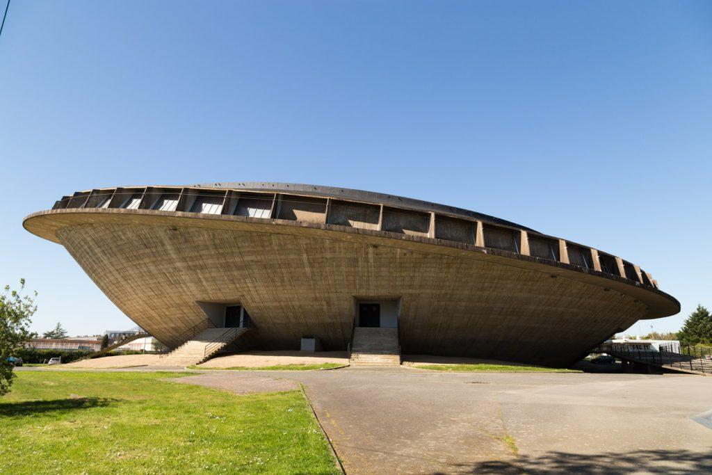La salle de la Soucoupe à Saint Nazaire