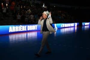 Speaker au Fenix Toulouse Handball