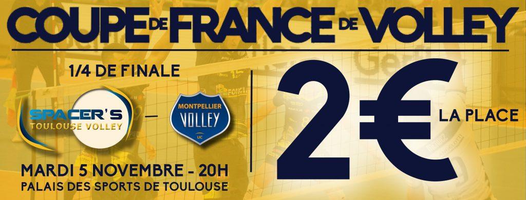 Yoan sera speaker et animateur micro de la rencontre de Coupe de France entre Toulouse et Montpellier