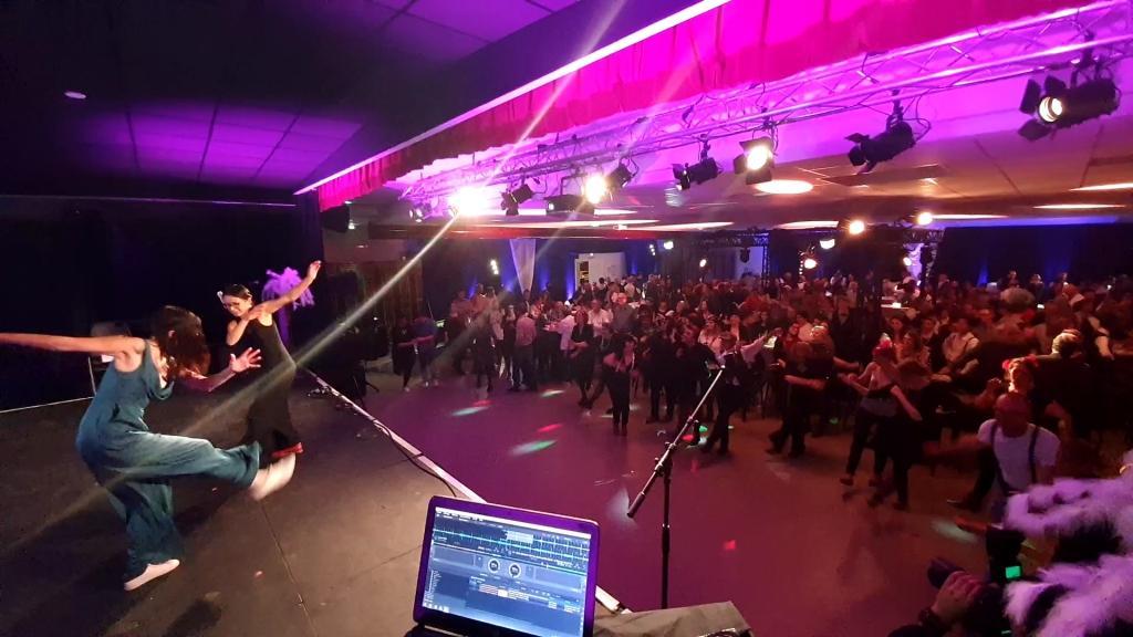 Yoan, DJ à la soirée des Voeux du Grand Albigeois à Albi