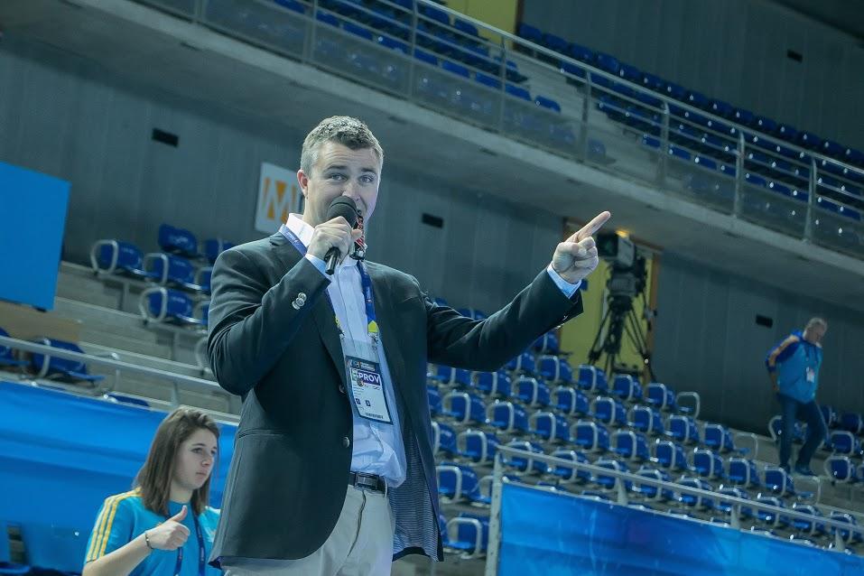 Yoan, ambianceur du Fenix Toulouse Handball