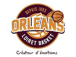 Yoan, speaker pour l'Orléans Loiret Basket