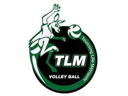 Yoan, ambianceur pour le TLM Tourcoing Lille Métropole Volley