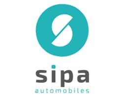 Logo de Sipa Automobiles Volvo Toulouse avec Yoan Maître de Cérémonie