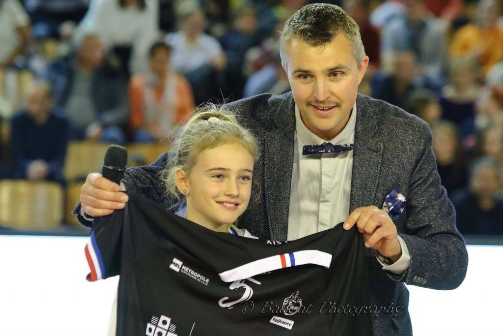 Yoan, ambianceur et Maître de cérémonie pour matchs de volley à Tourcoing