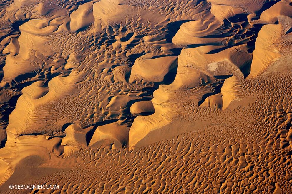 Le désert de Gobi par Sébastien Ognier