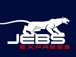 Logo de JEBS Express International , transporteur à Toulouse