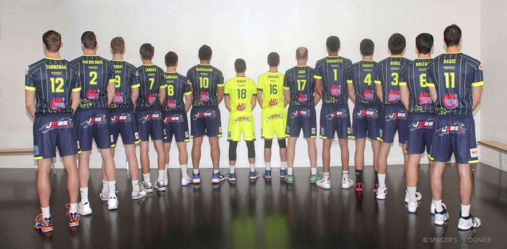 Partenaire des Spacer's Volley Toulouse