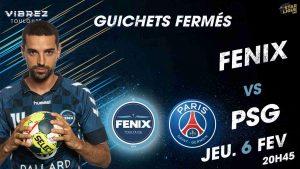Yoan speaker dj Ambianceur pour le Fenix Toulouse Handball