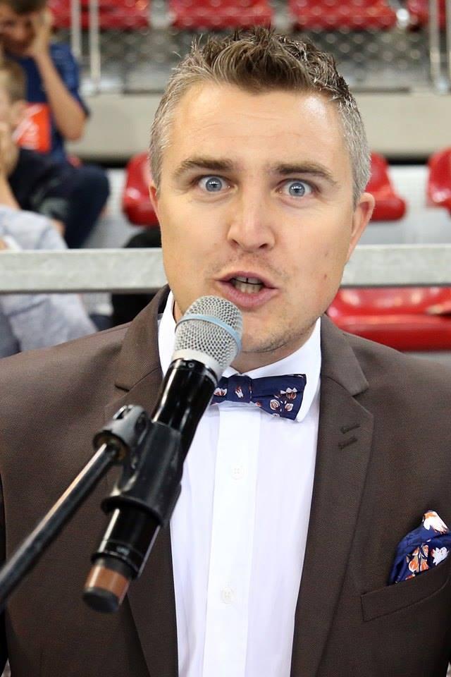 Speaker ambianceur du Fenix Toulouse Handball
