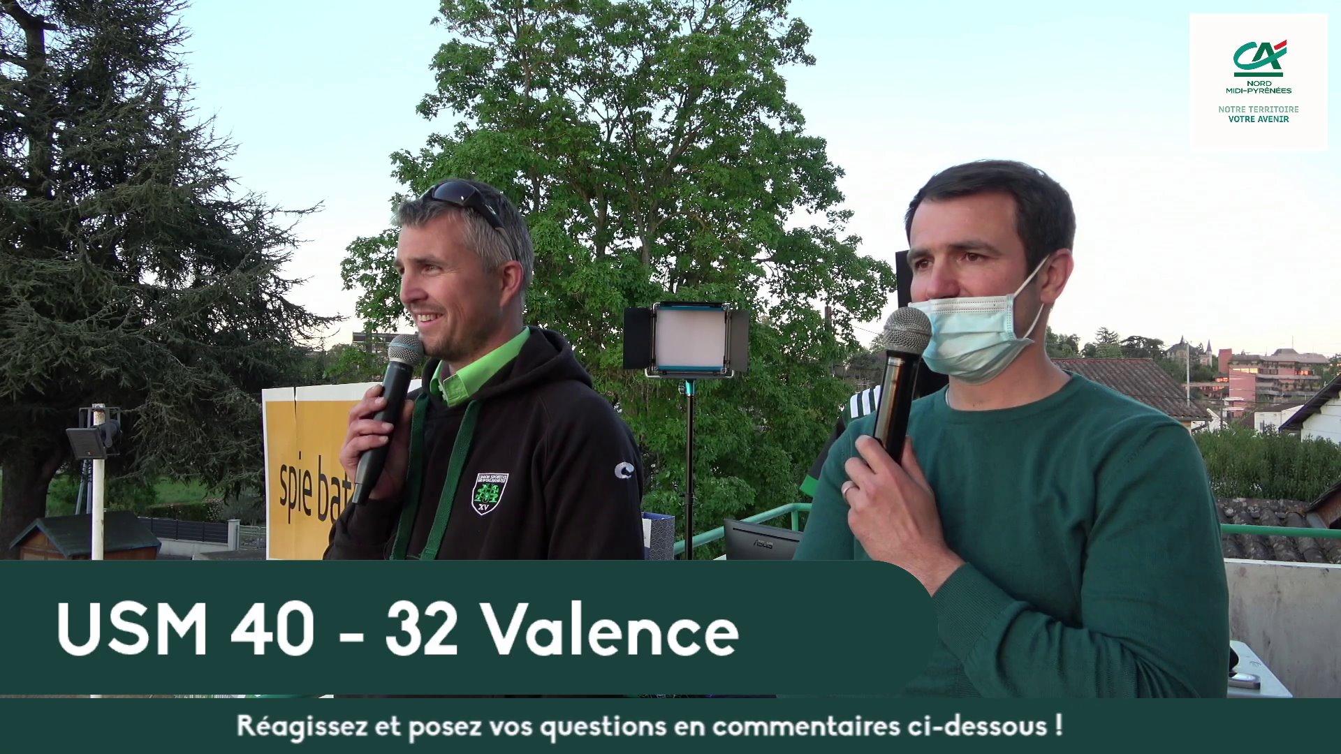 Yoan à l'animation de l'émission Sapiac TV pour le rugby de Montauban