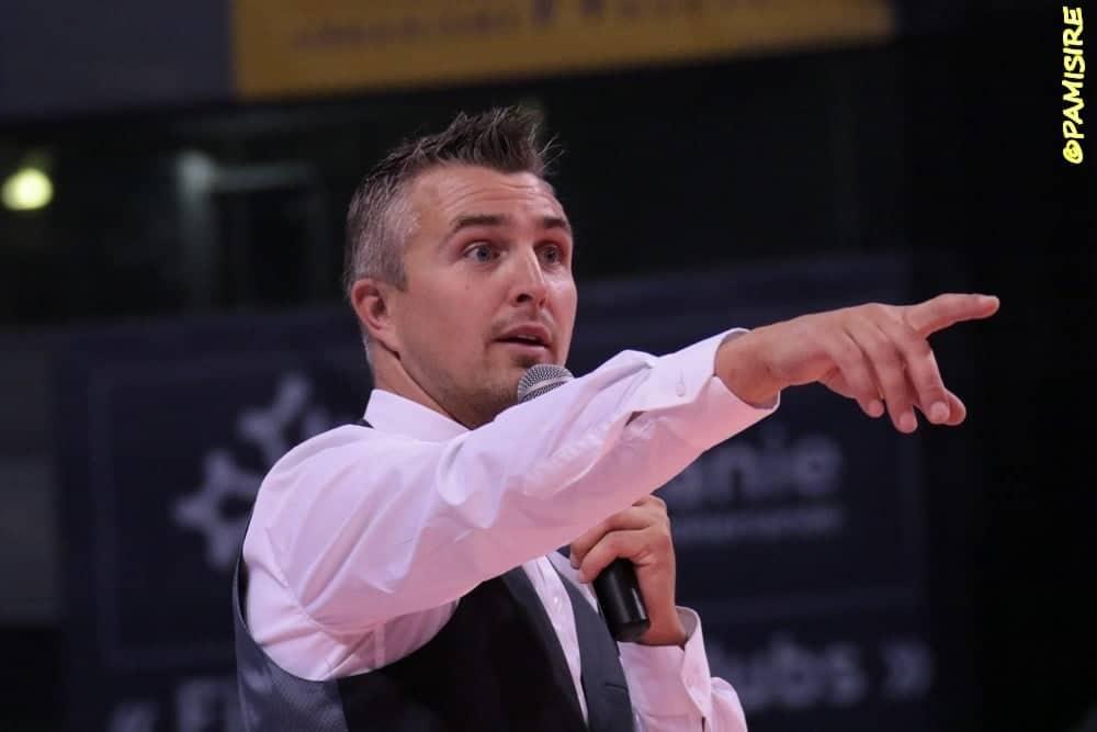 Ambianceur, DJ, speaker du Fenix Toulouse Handball